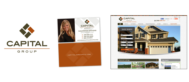Business Cards for Real Estate